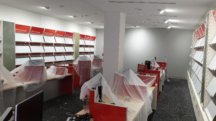 Commercial Fit Out Sydney